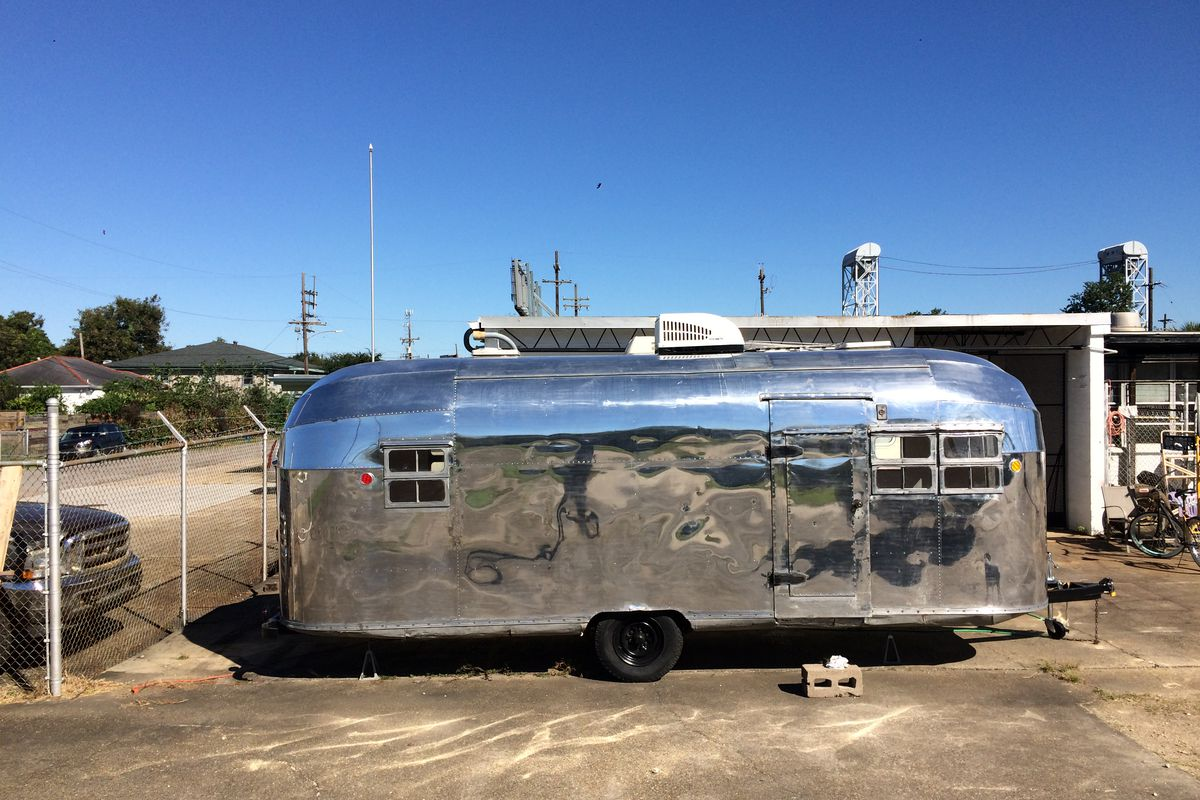 Check out this aluminium camper for sale that asks $16.5K ...