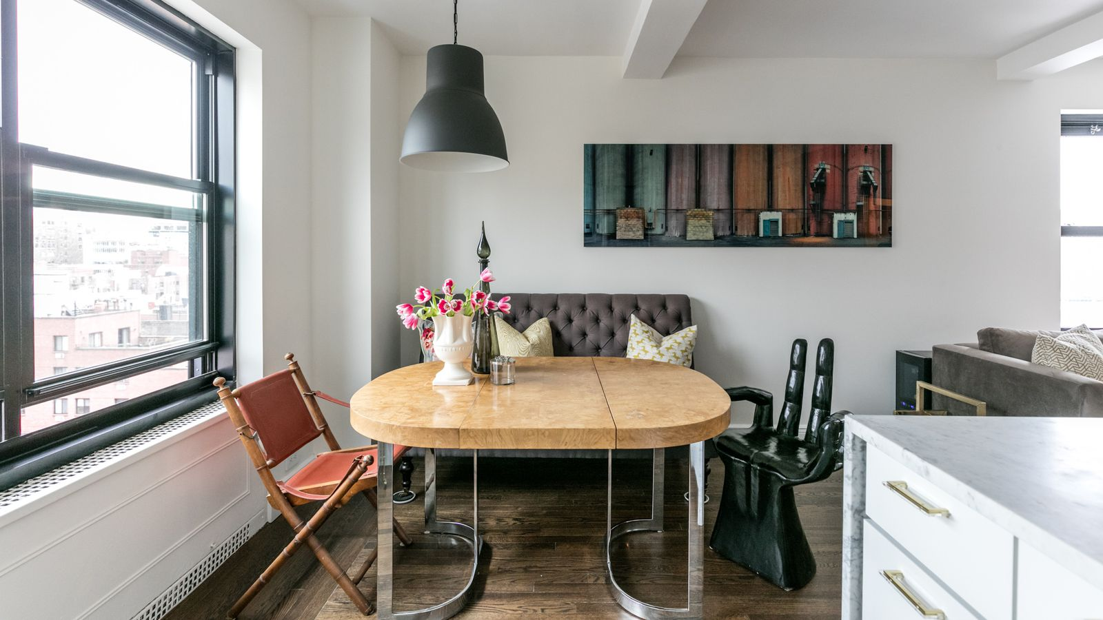 An Interior Designer S Gut Renovation Transforms A Dated