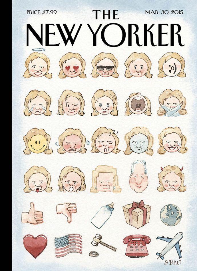 Hillary emoji