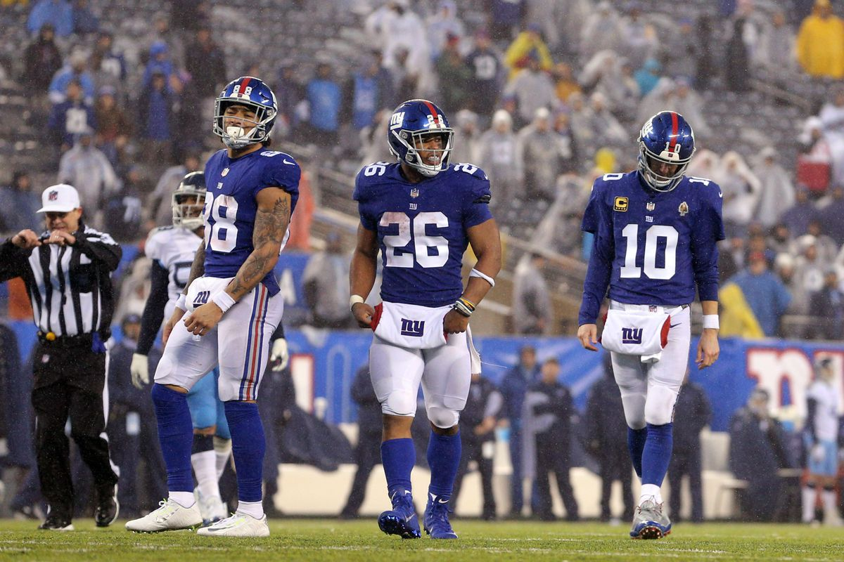 2018 Opponent Scouting Report  New York Giants Offense 99af2faec