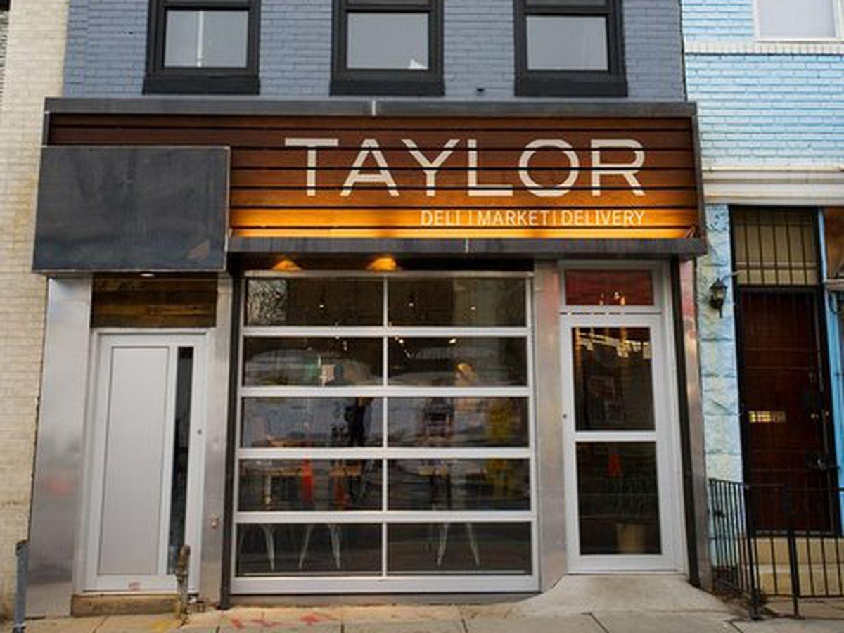 Taylor Gourmet On H Street David M Yelp