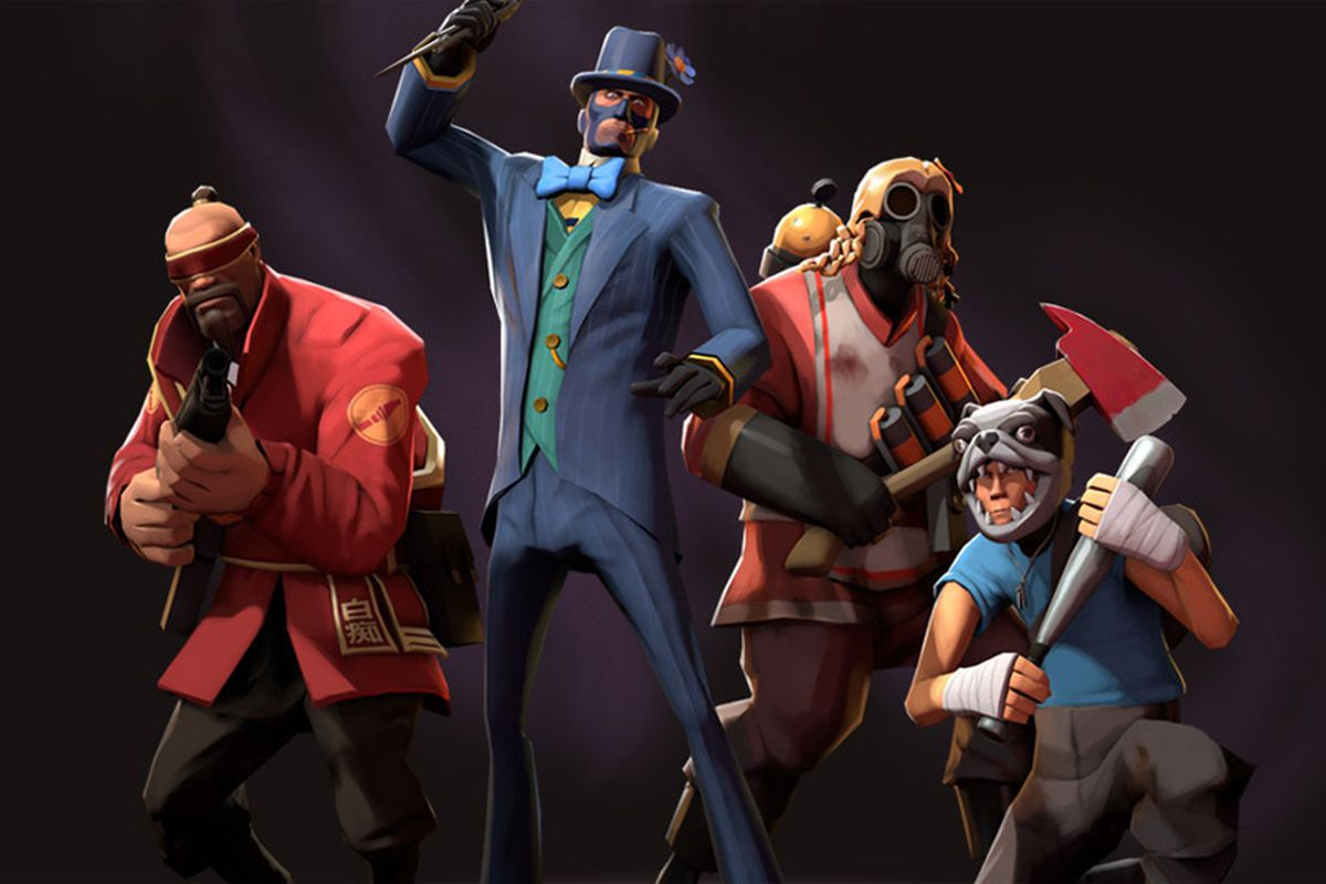 Team Fortress 2 annual Halloween update adds spells, Hell and hats ...