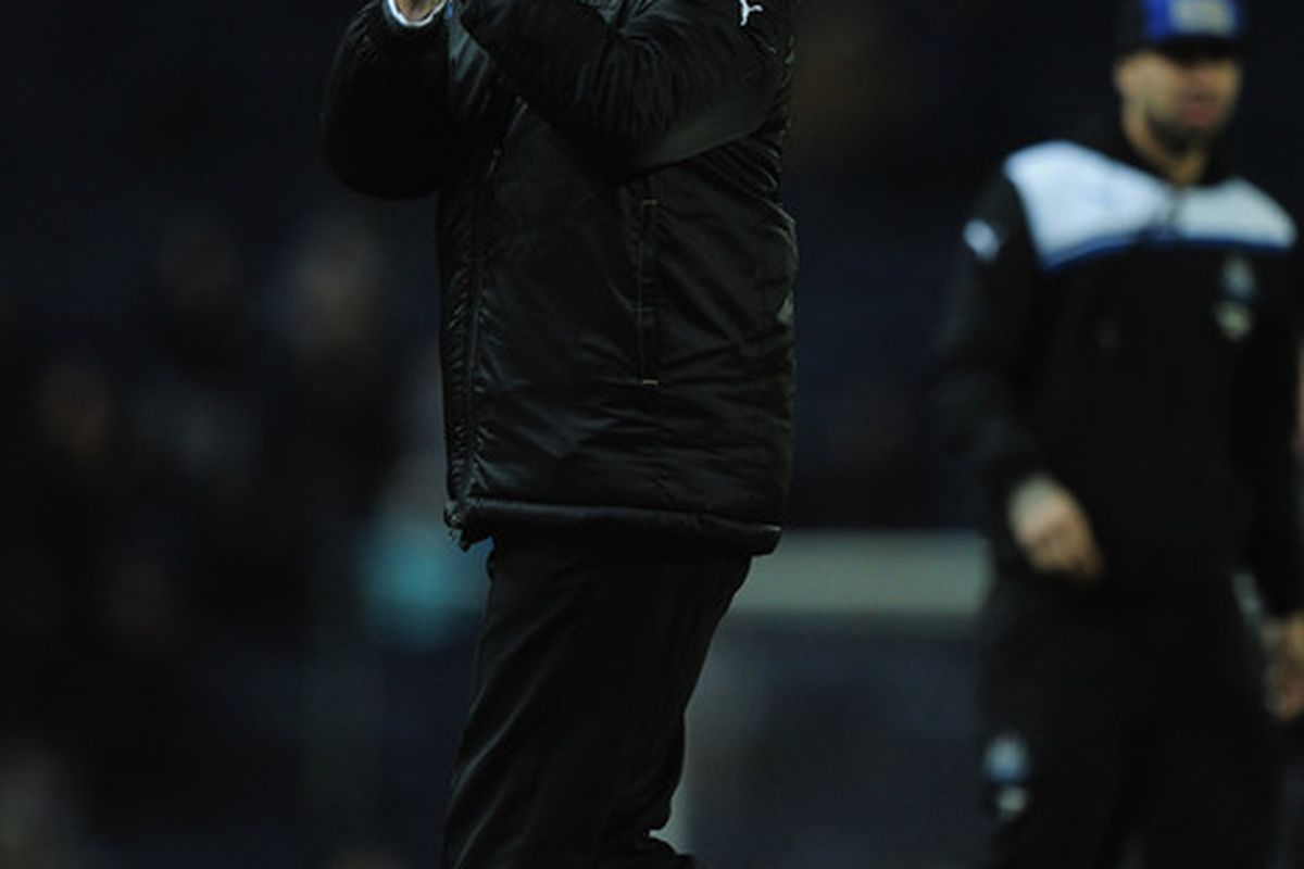 Does Alan Pardew get too much credit?