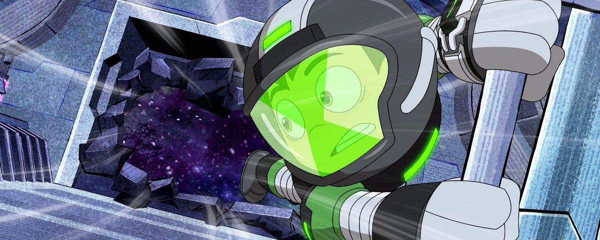 ben in a spacesuit