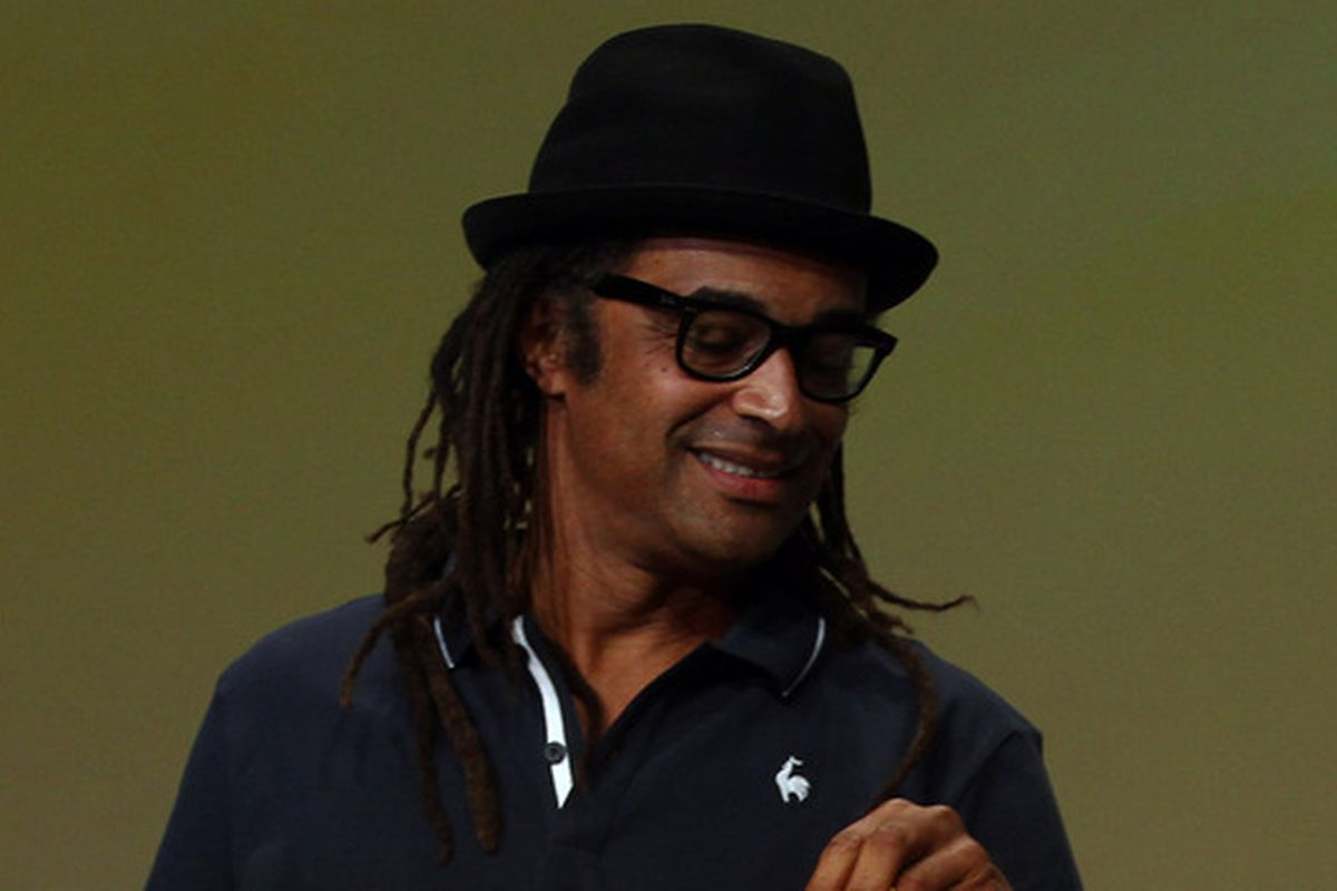 French Tennis Star Yannick Noah Outed Outsports