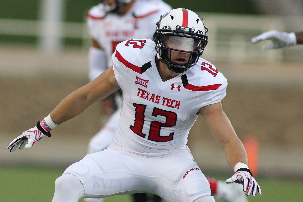 NCAA Football: Louisiana Tech at Texas Tech