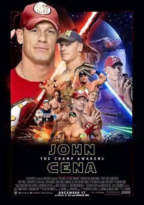 Star Wars - John Cena