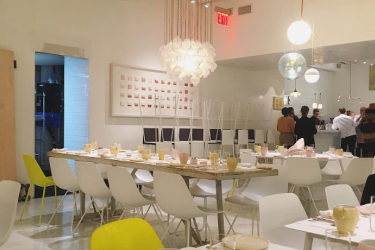 abc kitchen s vegetarian spinoff abcv will finally open eater ny