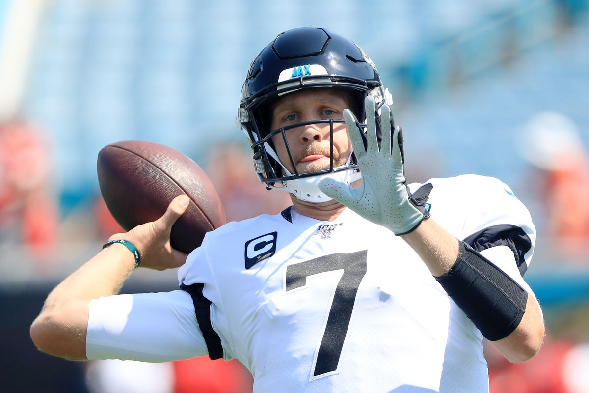 Jaguars' Nick Foles, Chiefs' Tyreek Hill ruled out for the
