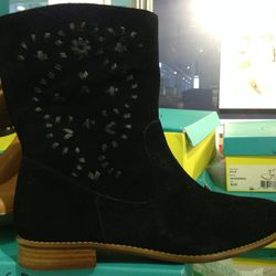 Ankle boots, $59.99