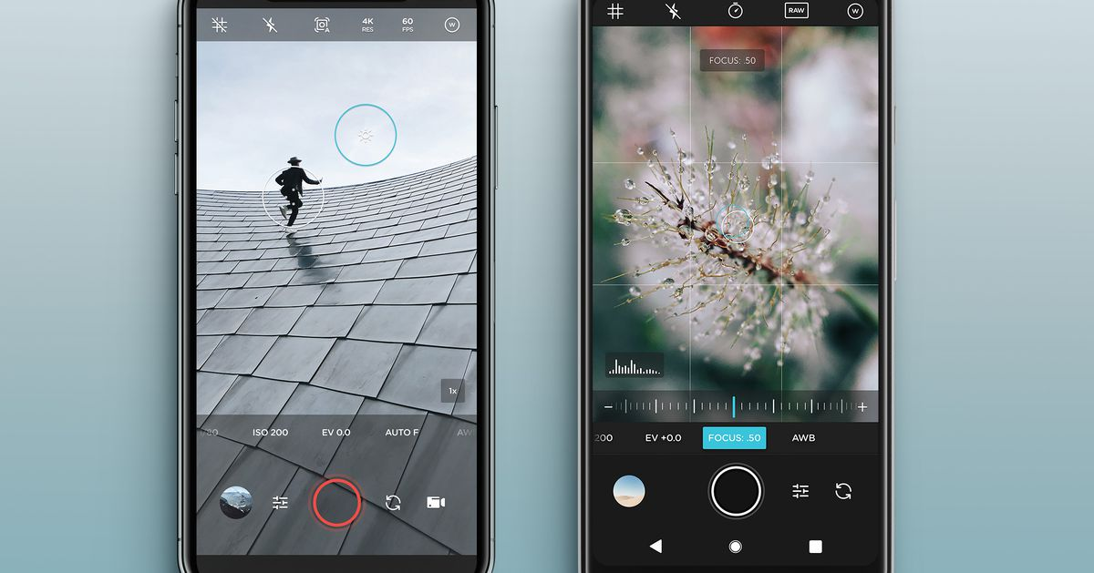 Moment Adds 'pro' Shooting Features to its iOS and Android Camera Apps