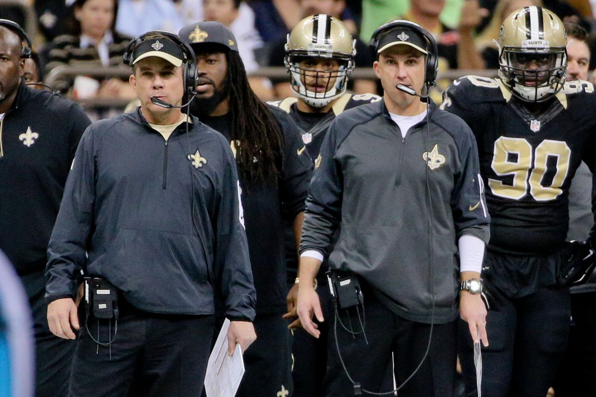 Views From The Sideline Saints Coaching Staff Changes
