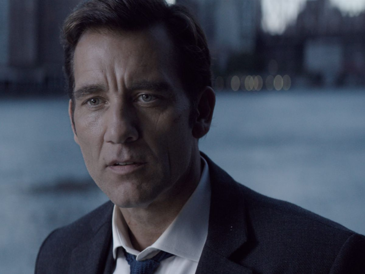 """In """"Anon,"""" detective Sal (Clive Owen) finds little intrigue investigating crimes that seldom need investigating. 