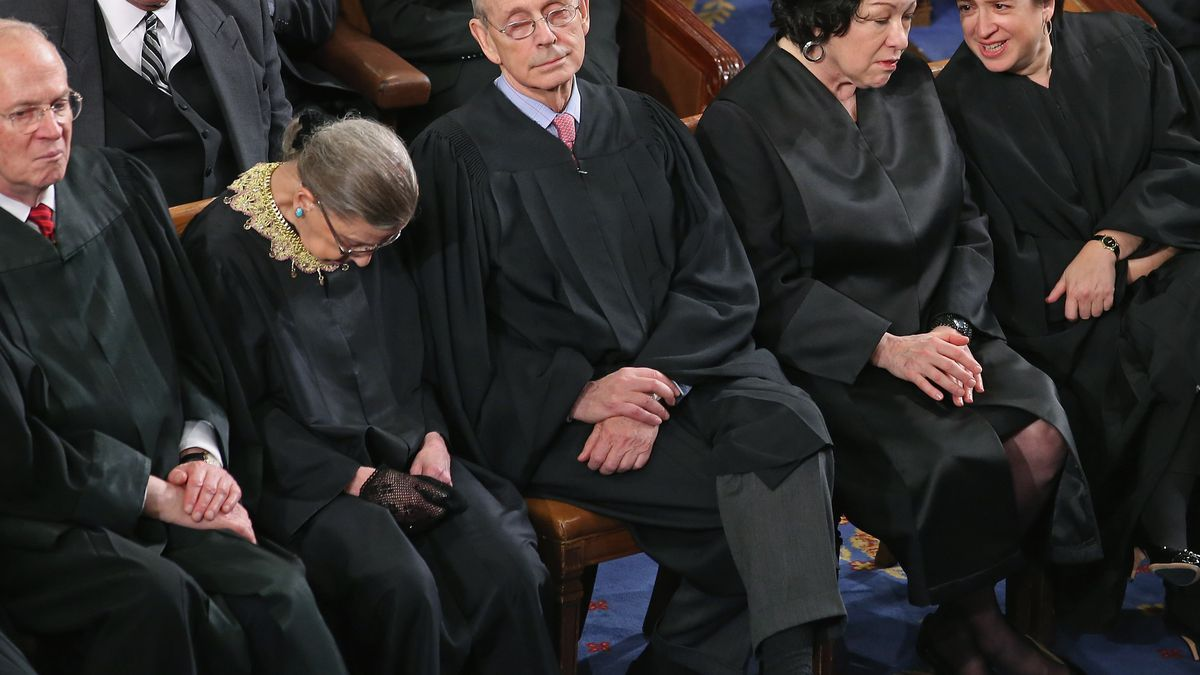 Katz, Bommarito, and Blackman's model can't predict which justices will fall asleep at the State of the Union.