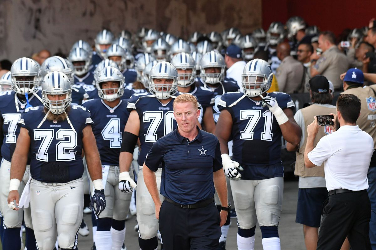 390061387 2017 Dallas Cowboys depth chart  Hard cuts ahead to reach 53-man roster  limit
