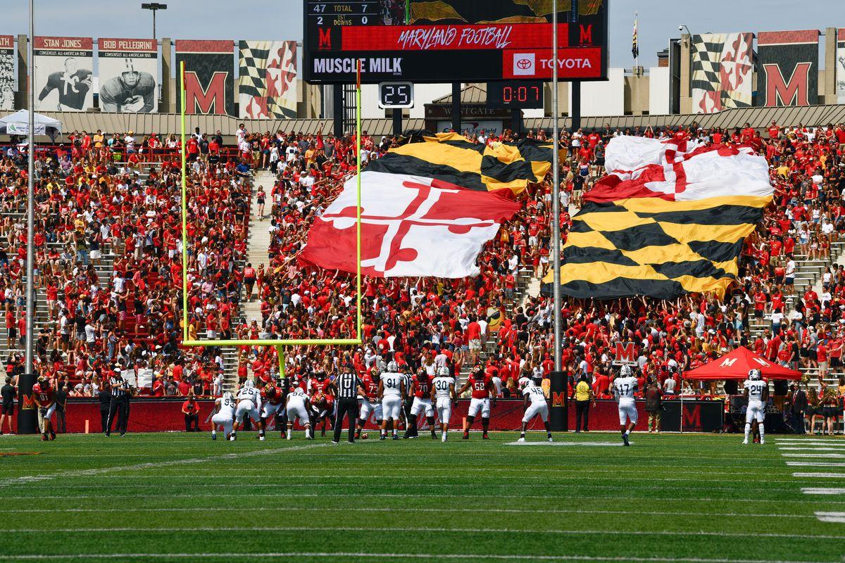 Capital One Field at Maryland Stadium