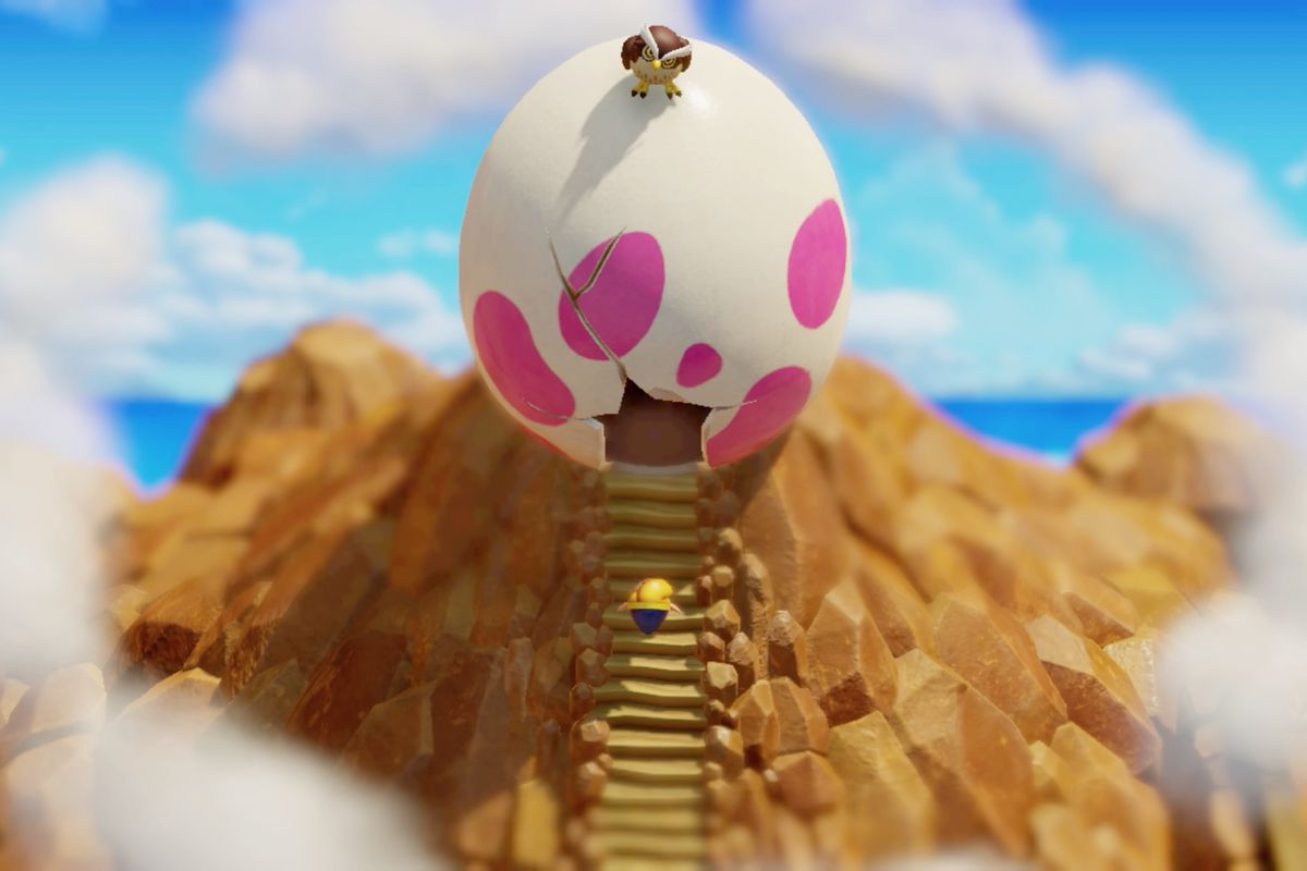 Link's Awakening Wind Fish's Egg walkthrough