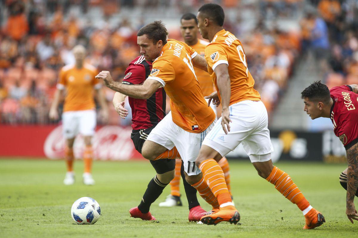 MLS: Atlanta United FC at Houston Dynamo