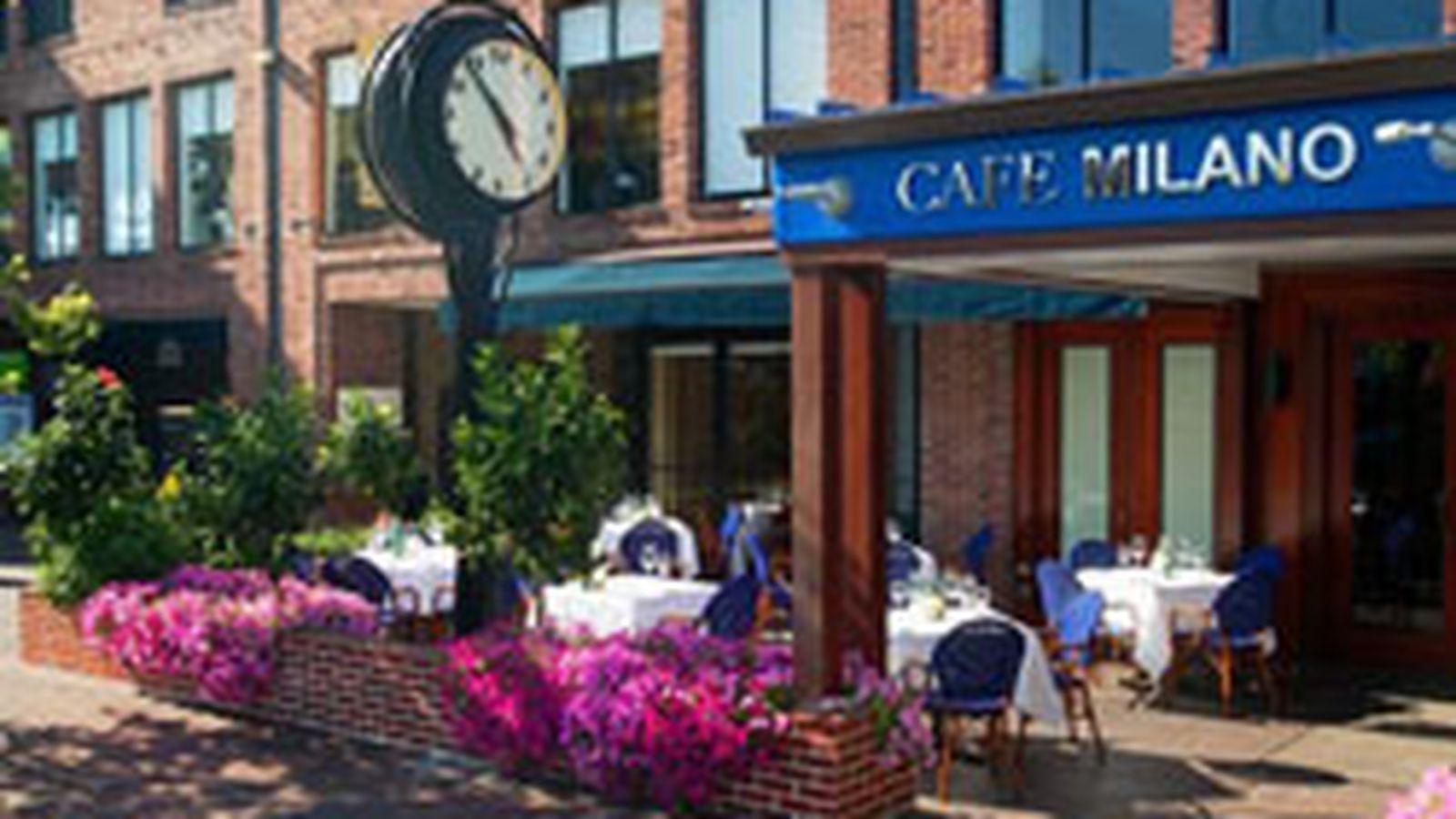 Milano Cafe Menu Austin