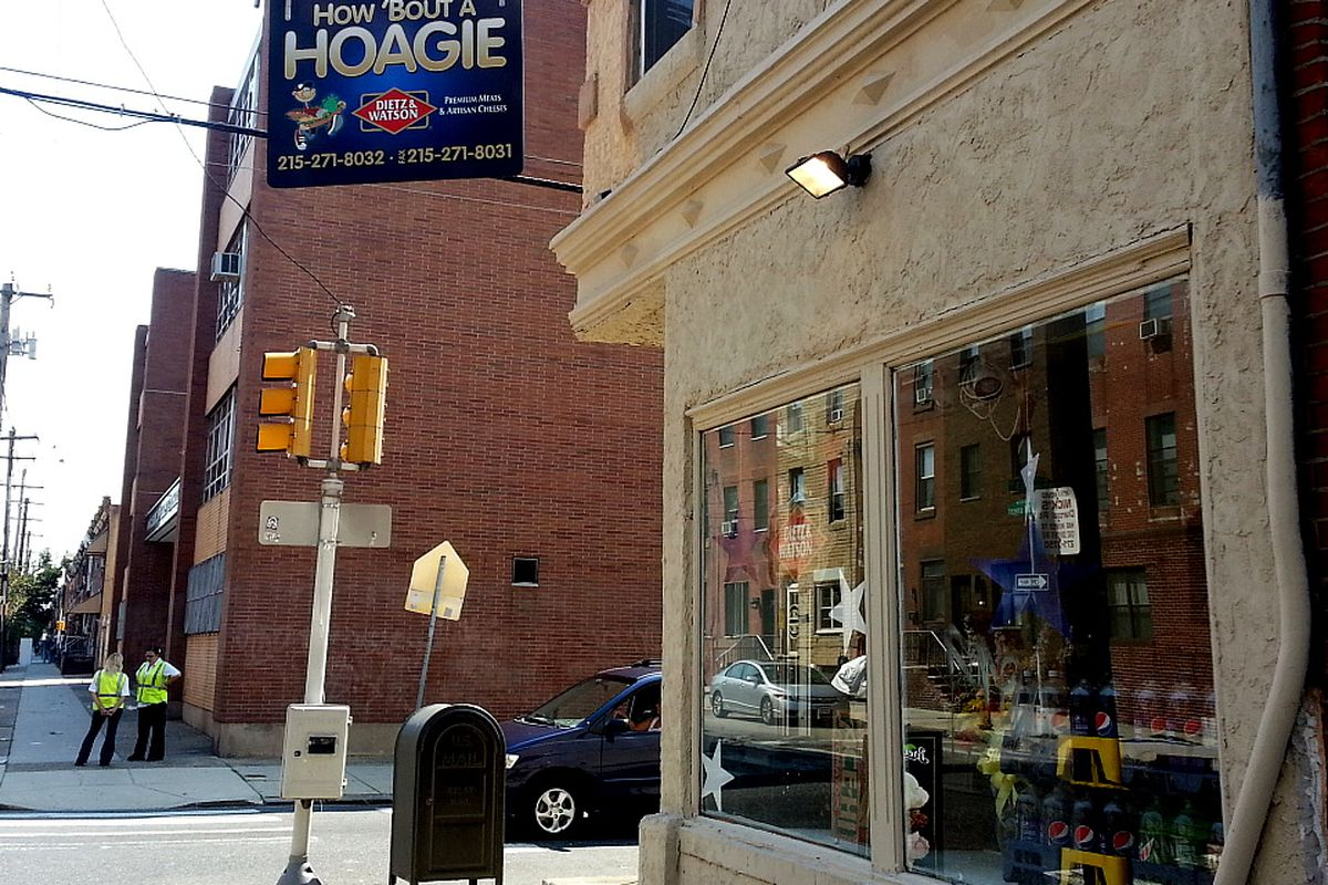 How 'Bout A Hoagie is open in South Philly