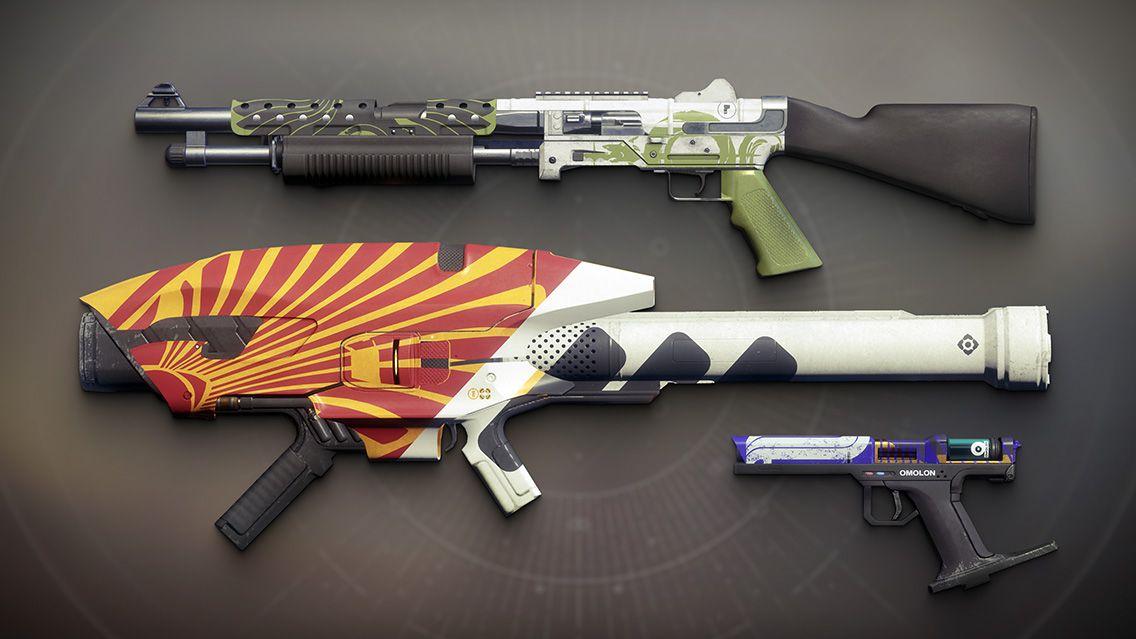 Bungie wants to retire Destiny 2's guns, and fans aren't happy 1