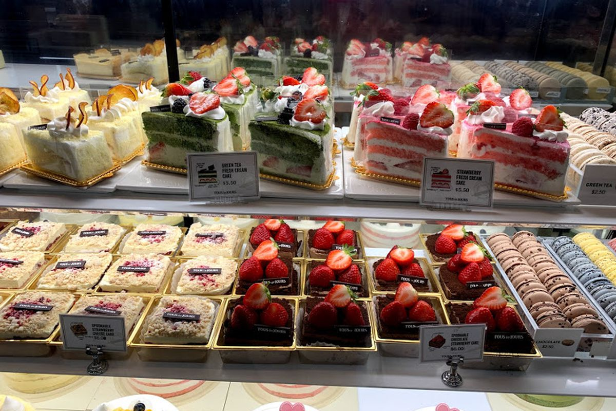 Tous Les Jours The Korean French Bakery Is Opening A