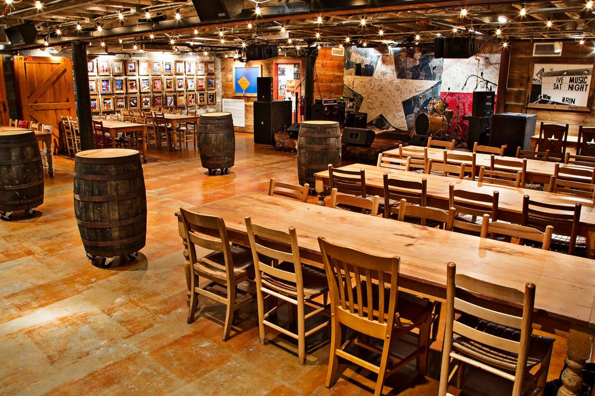 Hill Country Barbecue in D.C.