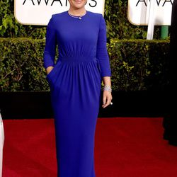 Amy Poehler in Stella McCartney.