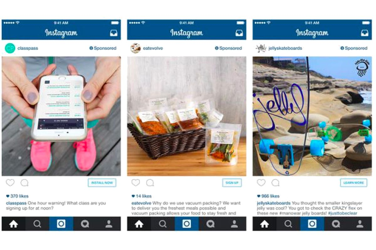 Instagram Starts Getting Serious About Ads  Expect More Buttons