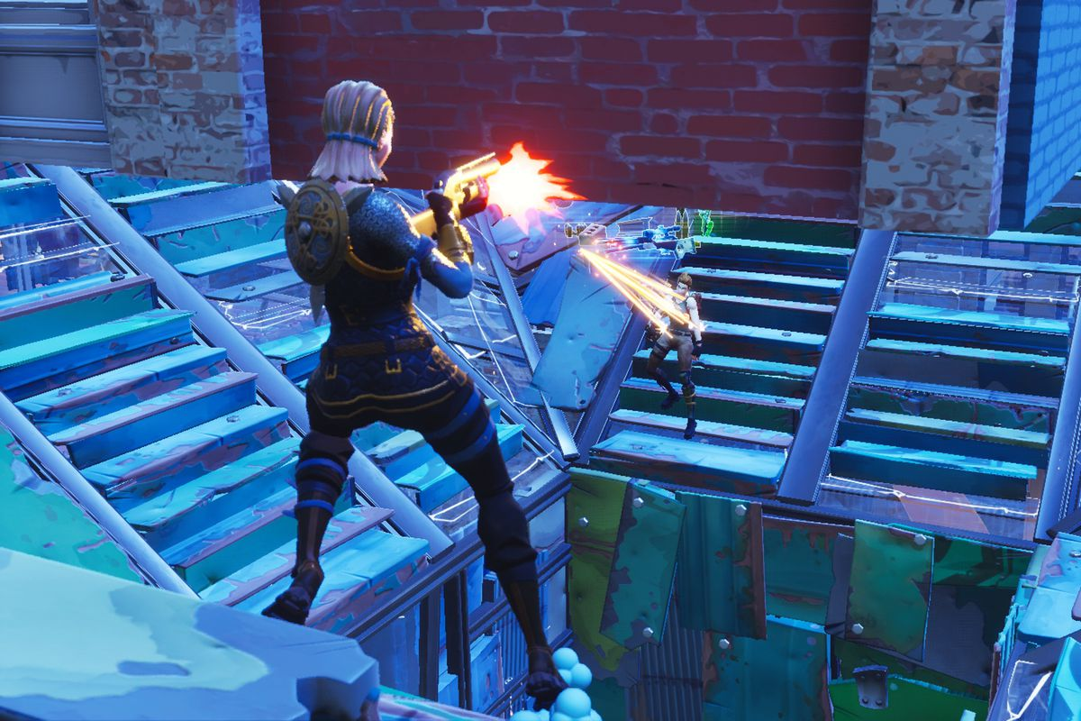 Fortnite Patch V7 40 Changes To Main Mode Polygon