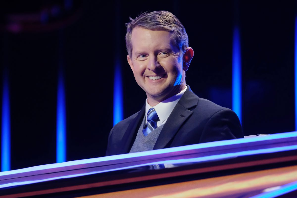"""Ken Jennings on the ABC game show """"The Chase."""""""