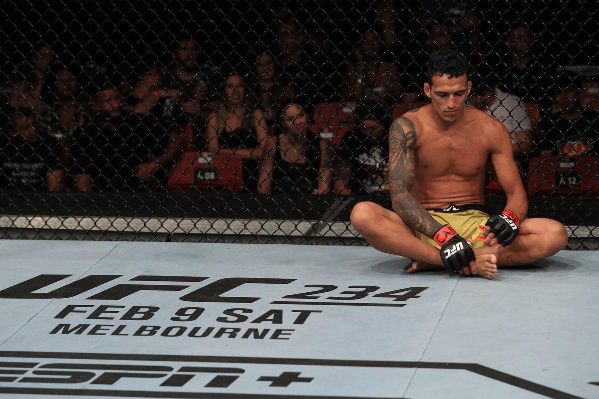 UFC Fight Night: Oliveira v Teymur