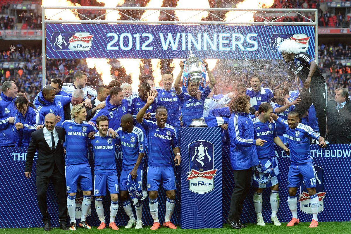 Chelsea defeat Leicester City 2-1 in FA Cup