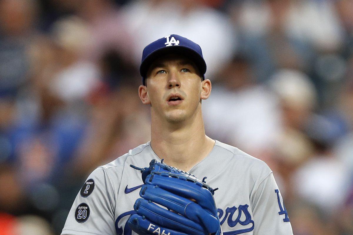 Los Angeles Dodgers v New York Mets