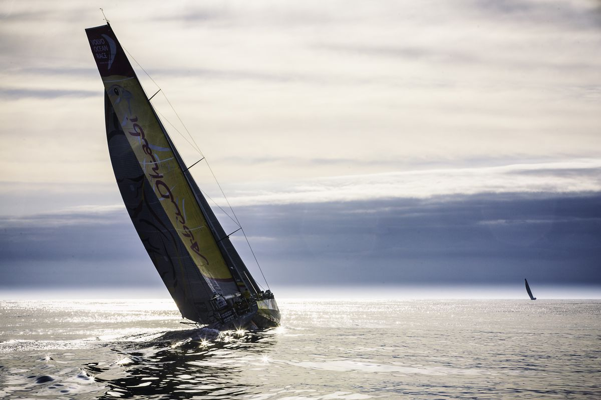 Racing on the South China Sea