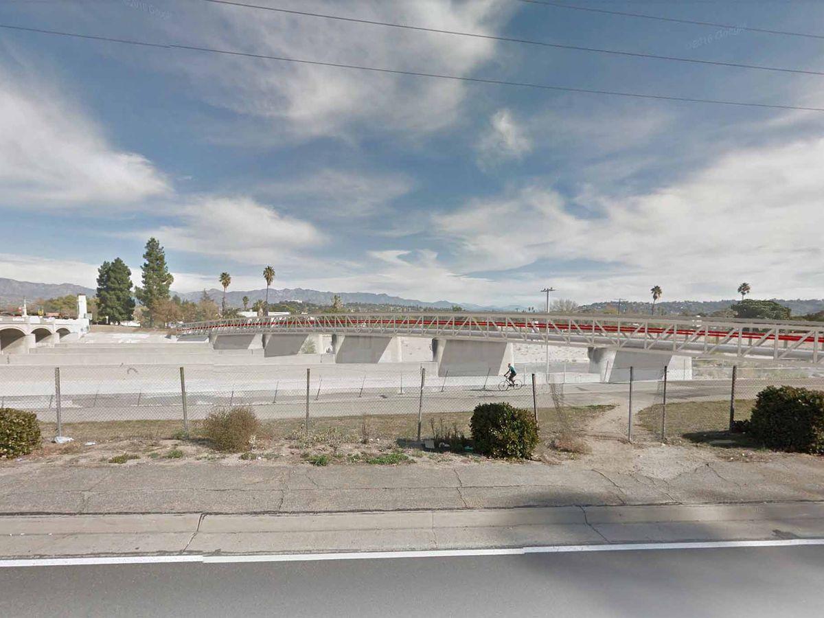 LA River development map - Curbed LA