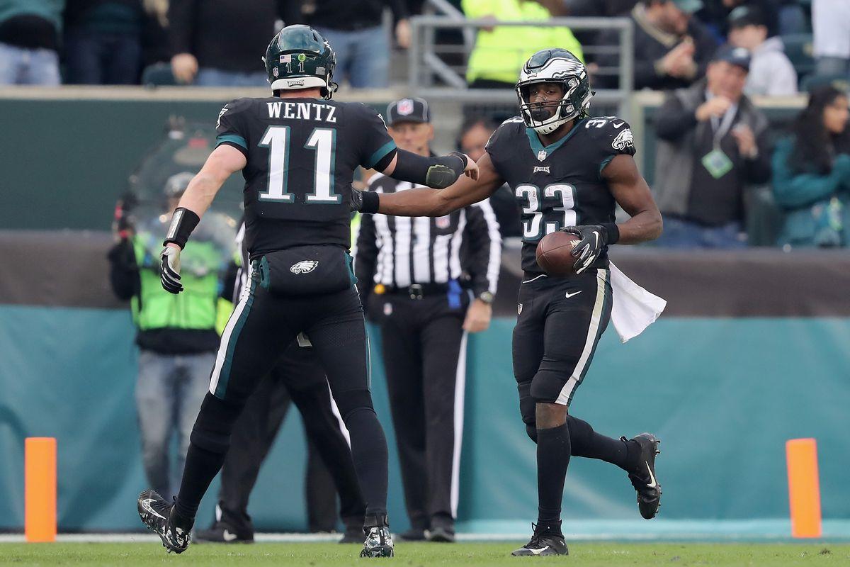 0d08618f0 Eagles News: Josh Adams steps up to keep Philadelphia's season alive ...