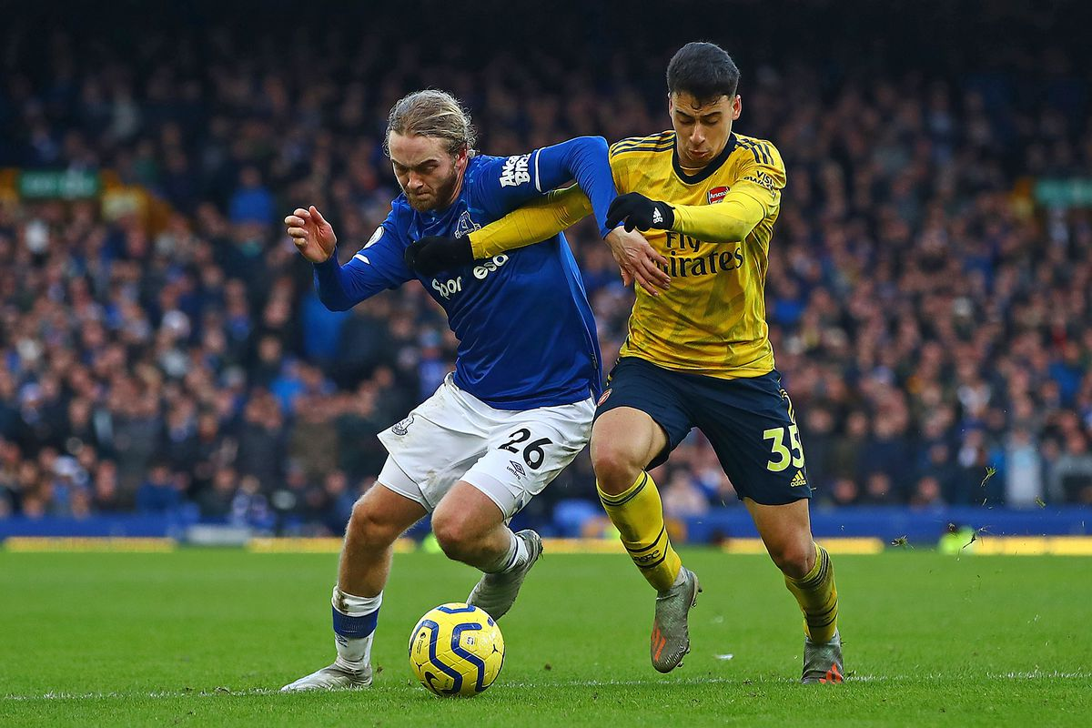 Everton Vs Arsenal The Opposition View Royal Blue Mersey