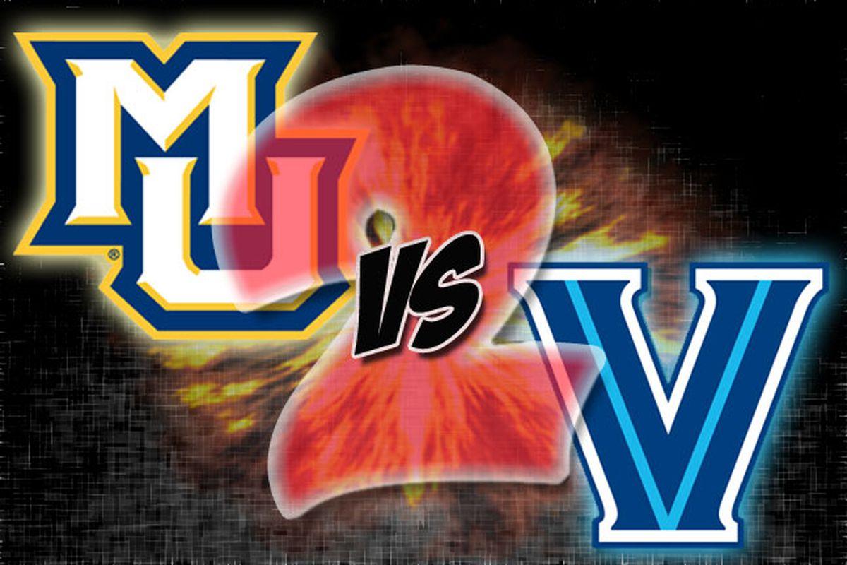Marq vs Villanova Take 2