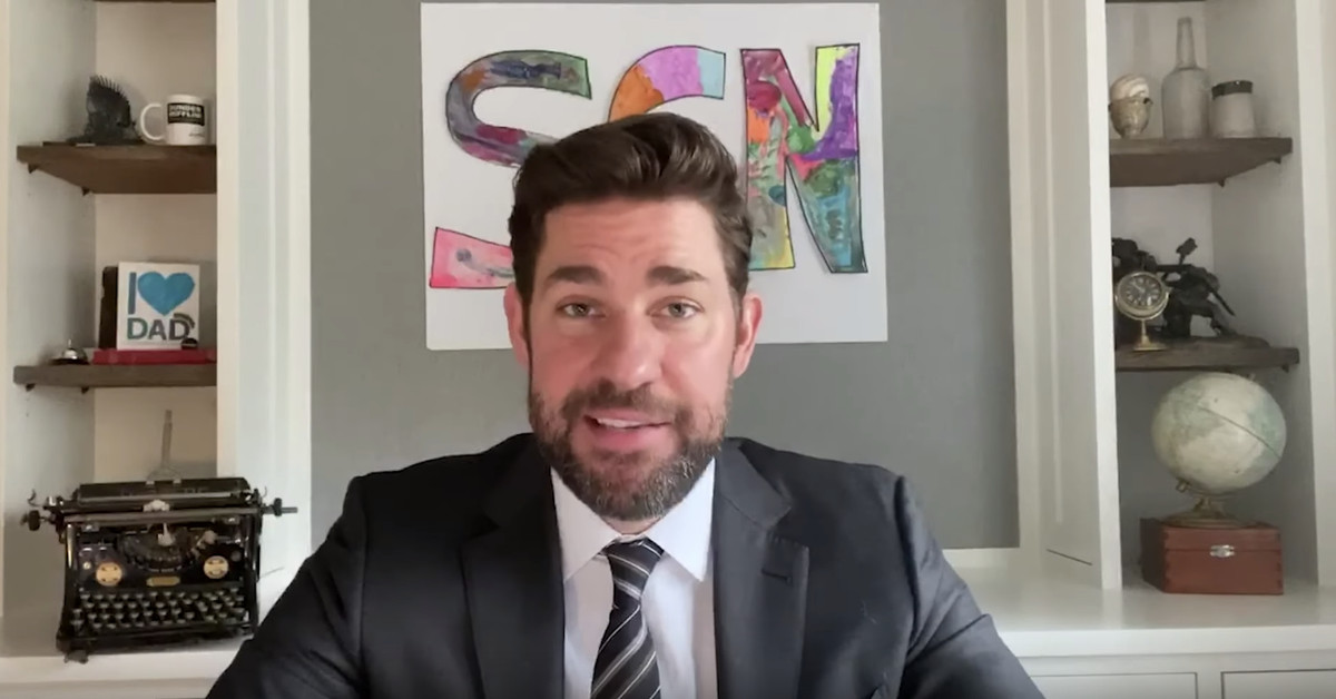Photo of The Office's John Krasinski launched a YouTube channel dedicated to good news | The Verge