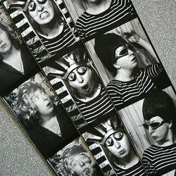 Classic photo booths still churn out memories - Deseret News