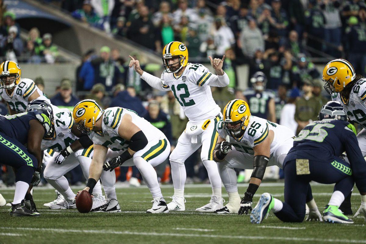 Green Bay Packers v Seattle Seahawks