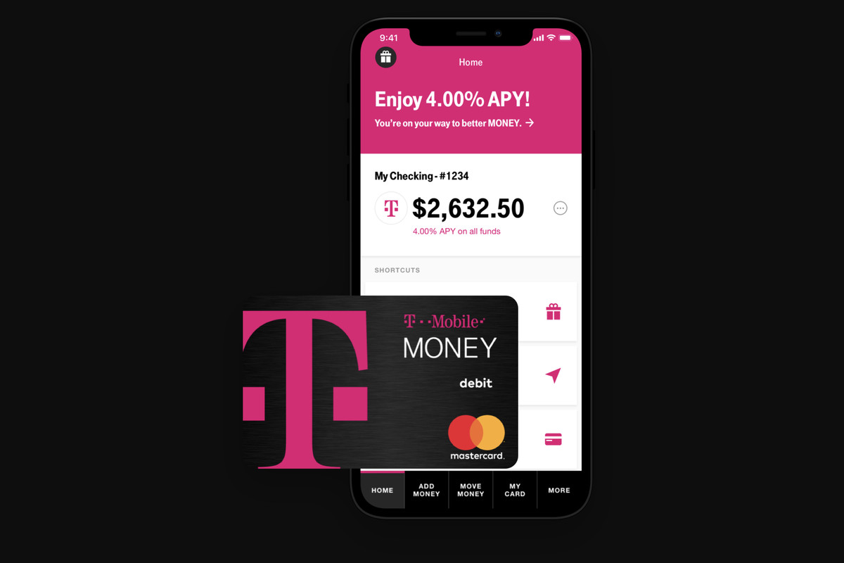 d912f8bb484f T-Mobile just launched its own checking account service - The Verge