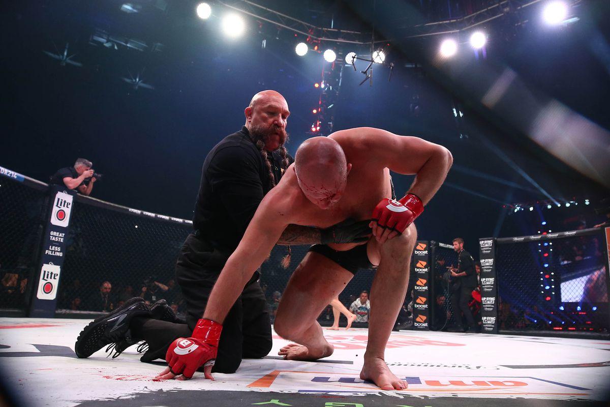 MMA: Bellator 214-Fedor vs Bader