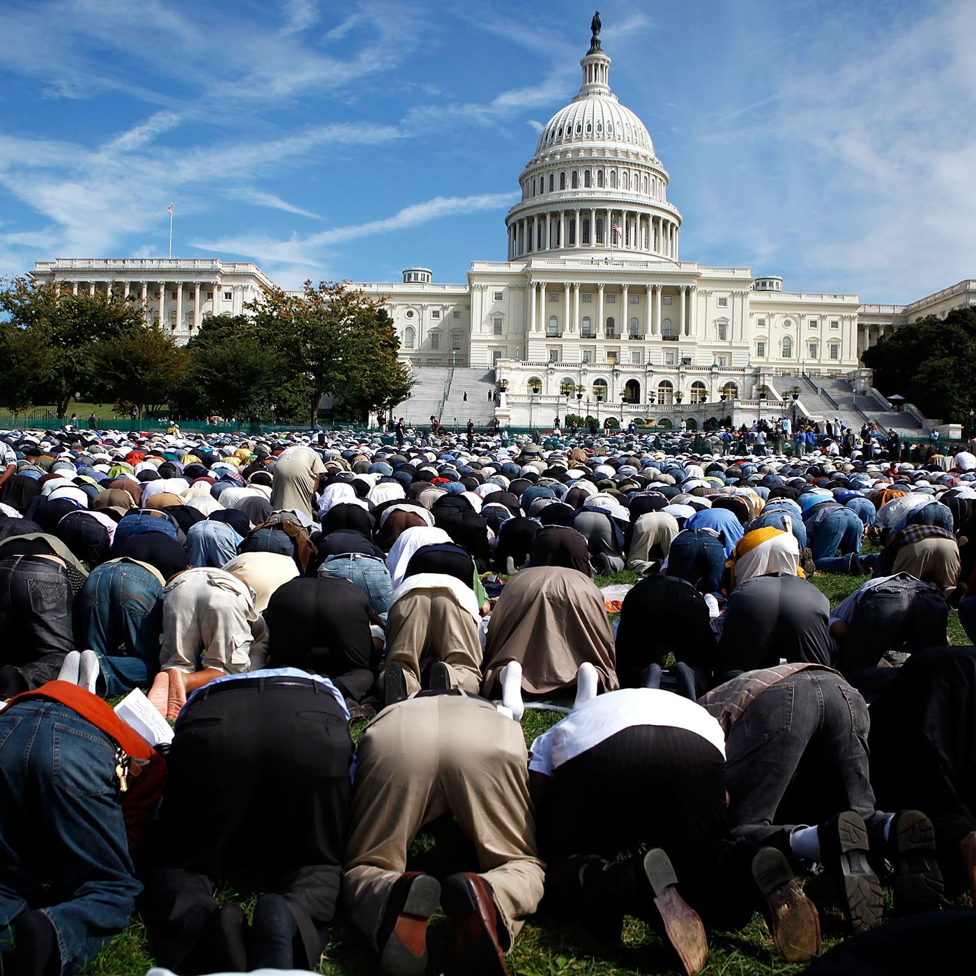 A brief history of Islam in America - Vox
