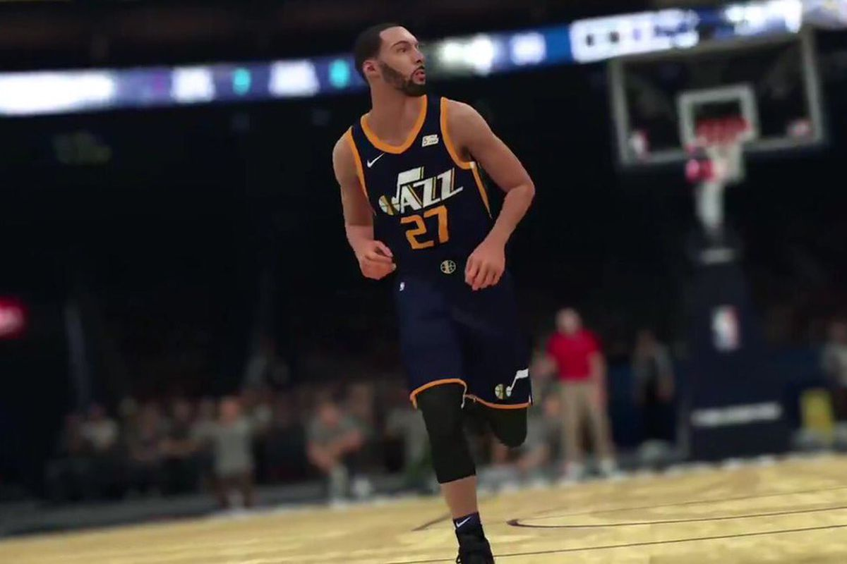 f9a4fae6c50 Revealed  Utah Jazz Nike Jersey unveiled by NBA2K trailer - SLC Dunk