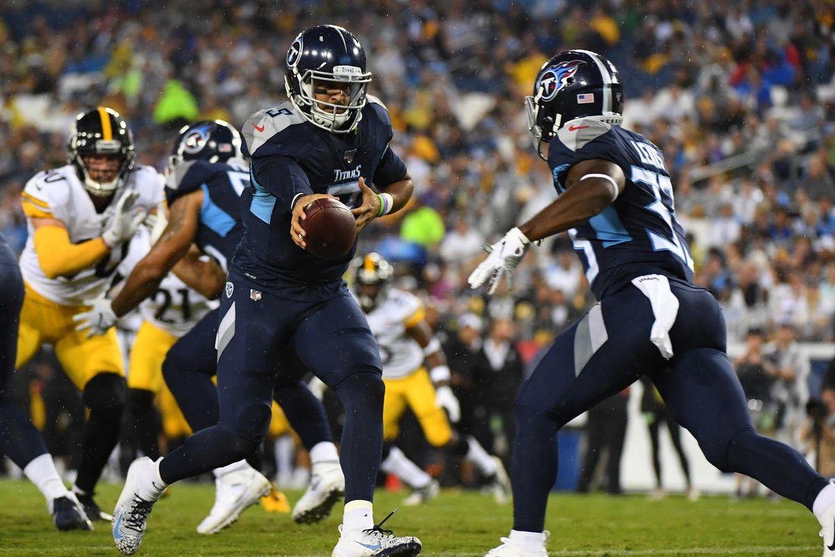 Recap: Steelers dominate Titans in third preseason game, 18-6