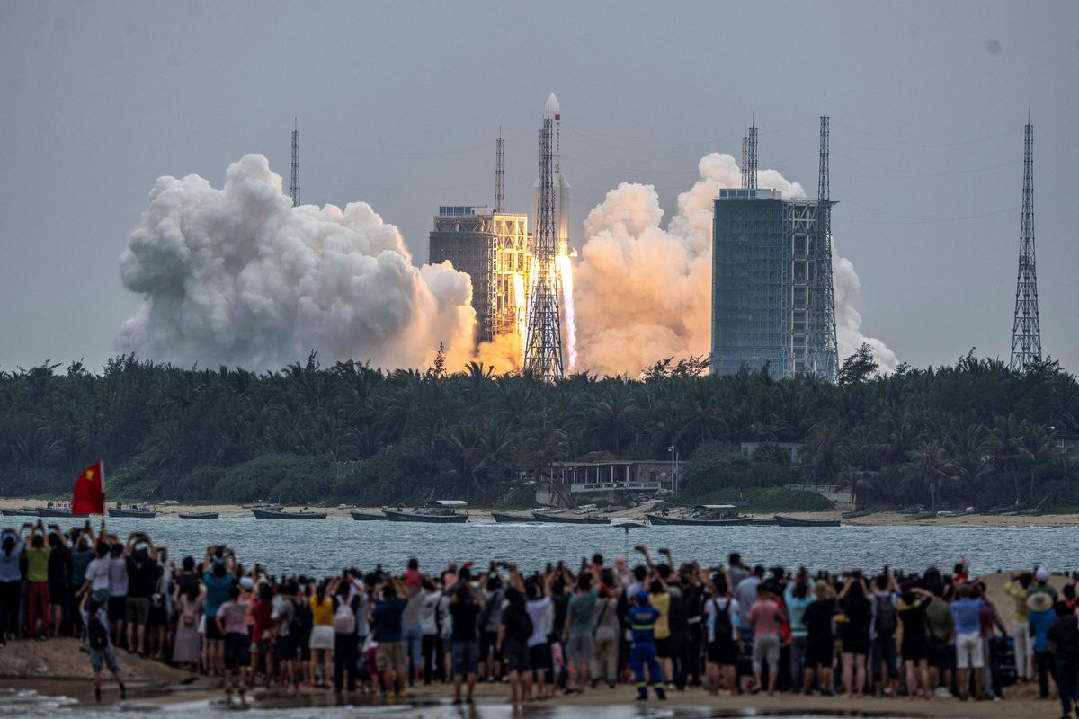 TOPSHOT-CHINA-SPACE-SCIENCE
