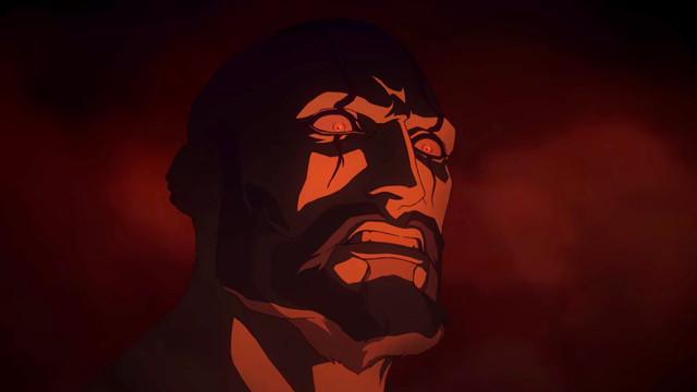 Blood of Zeus: Hades ending