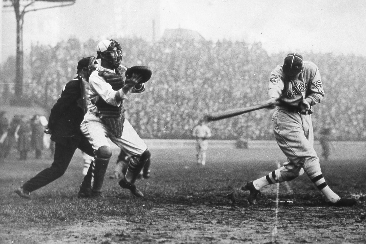 1924 Tour of England Faber Batting Gowdy Catching